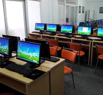长沙天琥设计-教室实景